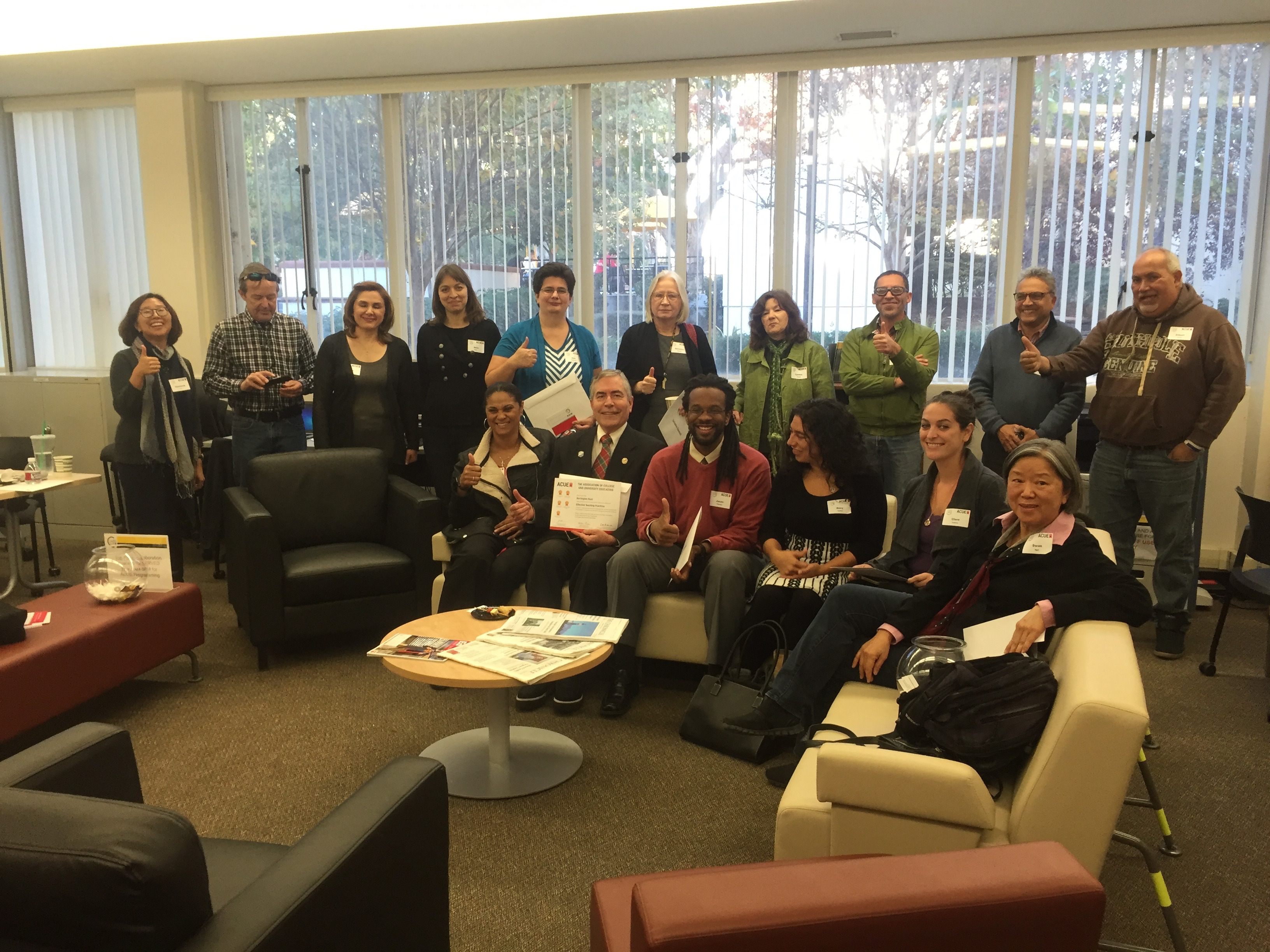 Effective Teaching Is Key To Civic Learning At Cal State La Acue Community