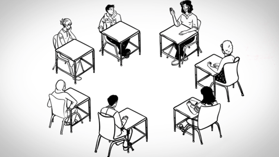 speeddraw-circle-of-desks