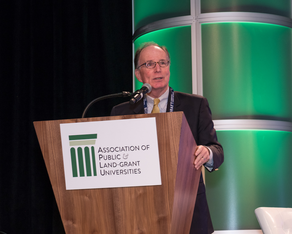 Kevin Reilly at APLU 2016