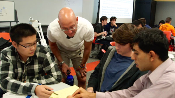 STEM Active Learning Techniques With U of A's Paul Blowers