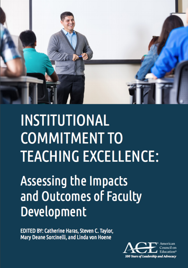 Measuring the Impact of Faculty Development on Student Achievement