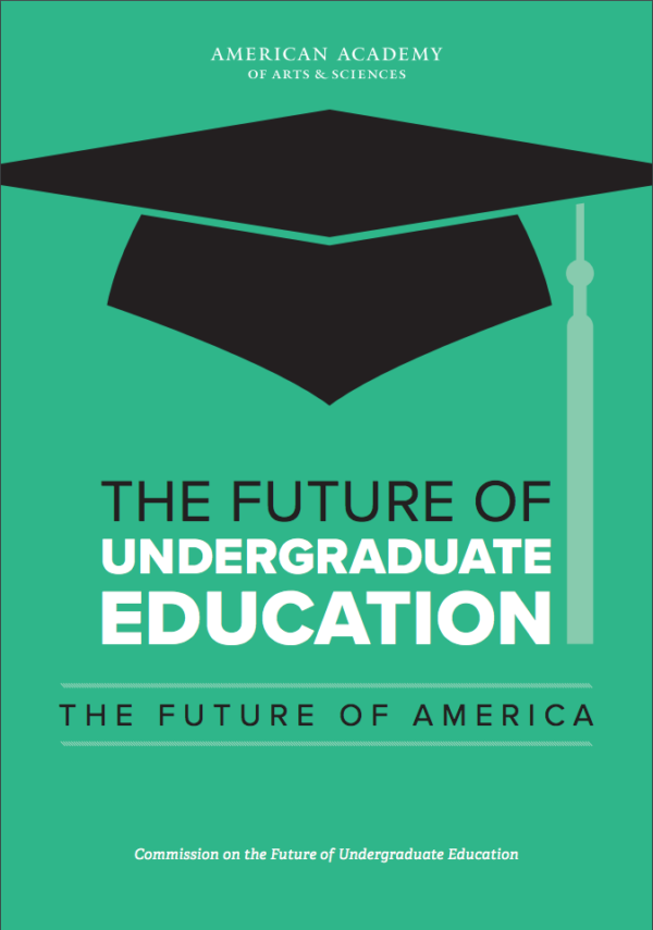 The Future of Undergraduate Education