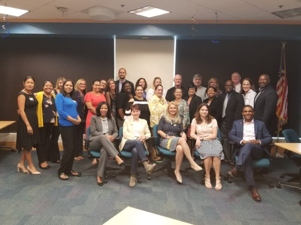 Broward College Holds Pinning Ceremony for ACUE-Credentialed Faculty