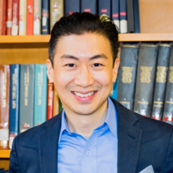 Faculty Spotlight: Norman Eng, Bestselling Author and Teacher Educator